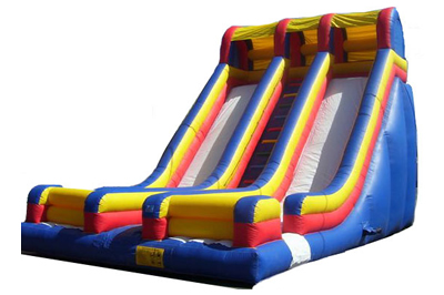 Slide Inflatable Dry